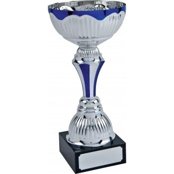 Quality Blue Cup - Avail. in 5 Sizes: 16.5cm (Euro 7.40), 19.5cm (Euro 10.00), 24cm (Euro 12.70),  26.5cm (Euro 15.00) and 29.5cm (Euro 18.50)