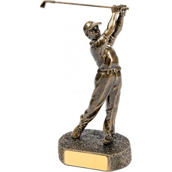 High Quality Golfer ~ 25cm High (Euro 20.60)