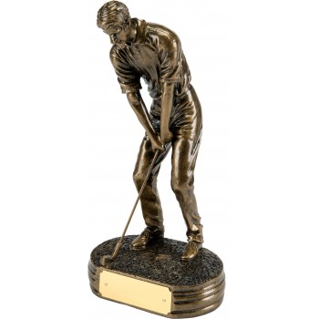 High Quality Golfer ~ 26cm High (Euro 21.40)