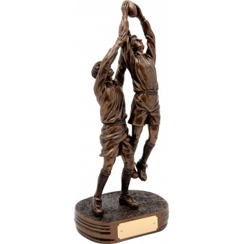 High Quality Rugby Players ~ 35.5cm High (Euro 35.60)